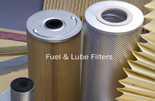 Fuel & Lube Filters
